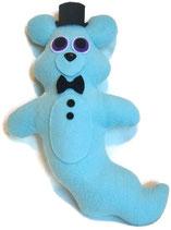 Ghost Freddy Plush (Handmade)