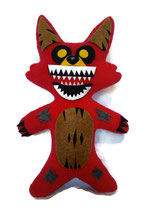Twisted Foxy (Handmade Plush)