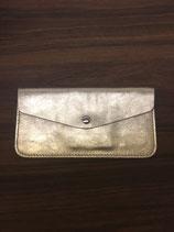 petit porte document-pochette en cuir