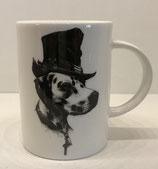 """Mug Simple """"Chien au chapeau"""""""