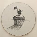 Dessous de plat Cup Cake