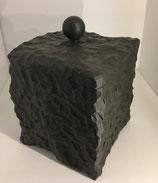 Boîte en bois Berdëd, pièce unique