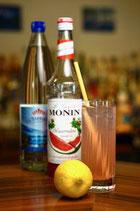 Melonen Limonade alkoholfrei
