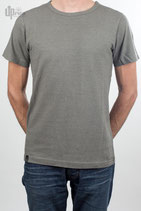 T-shirt uni gris, Up-Rise