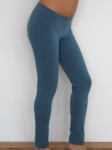 Leggings coton bio blue, Albero Leela Cotton