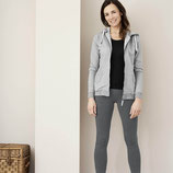 Leggings épais Gris coton bio, Living Crafts