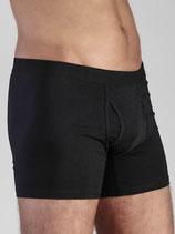 boxer shorts noir, Albero Leela Cotton