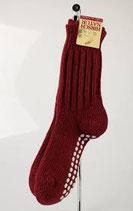 chaussettes antidérapantes laine, Hirsch Natur