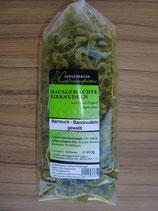 Bärlauch - Bandnudeln gewellt 400 g