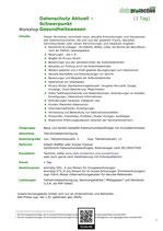 Datenschutz Aktuell – Schwerpunkt Gesundheitswesen (1 Tag)