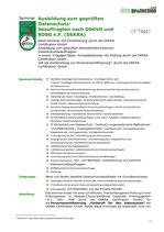 Ausbildung zum geprüften Datenschutzbeauftragten (DEKRA) 3 Tage