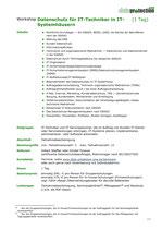 Datenschutz für IT-Techniker in IT-Systemhäusern (1 Tag)