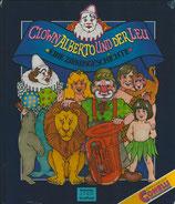 Clown Alberto und der Leu - Conelli Zirkusbuch