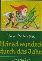 Heinzel wandert durch das Jahr