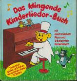 Das klingende Kinderlieder-Buch mit elektronischem Piano