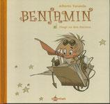 Benjamin fliegt zu den Sternen