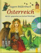 Sagen-Bilderbuch Österreich