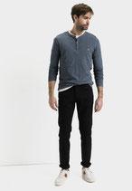 """Jeans """"Houston"""" Regular Fit Forever Black 9472488765"""