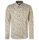 Shirt Long Sleeve All Over Printed Stretch 97430702SN-073