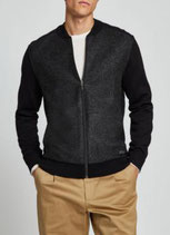 Strickjacke Zip 5254 595
