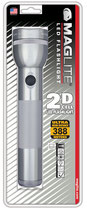 Maglite LED 2D-Cell Titangrau Blister