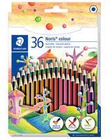 Staedtler WOPEX Farbstifte 36er Set