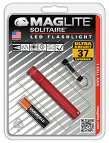 Maglite LED Solitaire Rot Blister