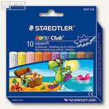 Staedtler Noris Club Kinderknete 10 Glitterfarben