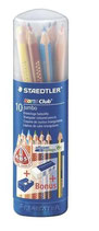 Staedtler Farbstift Noris Club j. dreik. Set