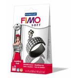 "Staedtler FIMO Schmuckset ""Black&White"""