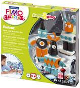 """Staedtler FIMO Kids Set """"Robot"""" Level 2"""