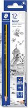 Staedtler Bleistifte Triplus 2mm HB 12Stück