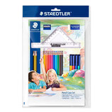 Staedtler Colouringset mit Lineal, Spitzer IMS