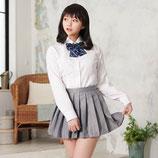 J030/お嬢様制服(トップス・スカート・リボンのセット)