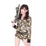 army001/ラブらぶコマンドー(トップス・パンツ・ベルトの3点SET)