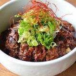 ベジ焼肉丼の具30食セット(焼き無し)