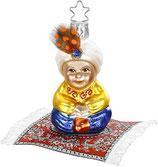 Inge-Glas Christbaumschmuck, Original aus Thüringen, Aladin, 7 cm Serie Es war einmal ....