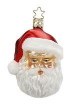 Inge-glas Rauschebart, Weihnachtsmann, 8,5 cm