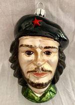 Che Guevara, Christbaumschmuckanhänger, 9 cm hoch
