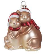 Mäuse Duo, 9,5 cm
