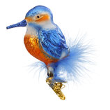 Vogel, Eisvogel 8,5 cm