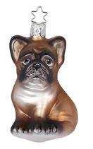 Französische Bulldogge, 9,5 cm