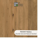 Sample PEX3057 Redesa Rustiek Gerookt Naturel Geolied