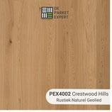 Sample PEX4002 Crestwood Hills Rustiek Naturel Geolied