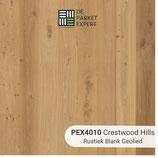 Sample PEX4010 Crestwood Hills Rustiek Blank Geolied