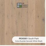 Sample PEX5001 South Park Extra Rustiek Gerookt White Wash