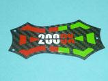 Frame Abdeckplatte 200QX V2