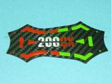 Frame Abdeckplatte 200QX