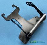 Pult ohne Handauflagen mit großer Grundplatte und Tragegriff für Jeti DS-12