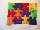 Puzzle aus Sand